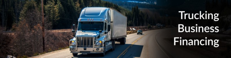 Trucking Business Financing