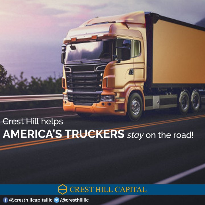 Commercial Truck Business Financing
