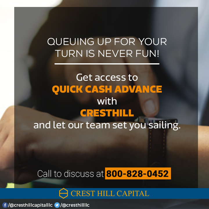 Small Business Cash Advance Bad Credit