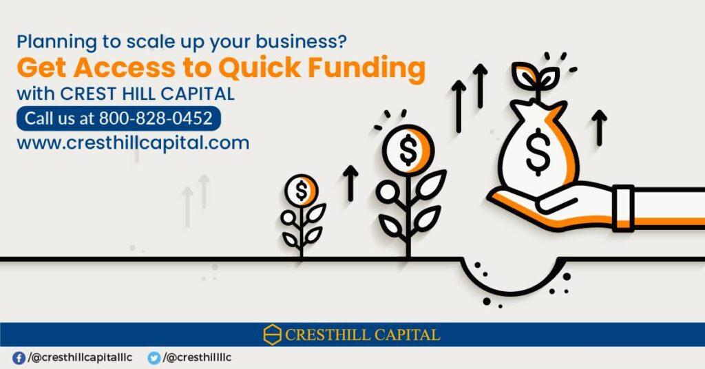 business funding companies
