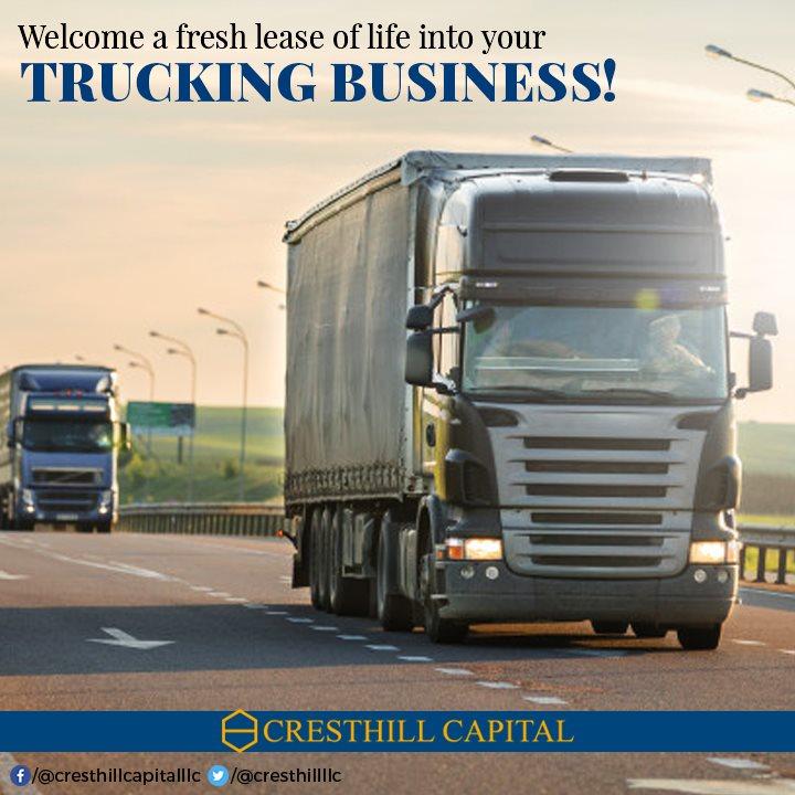 Trucking Company Funding